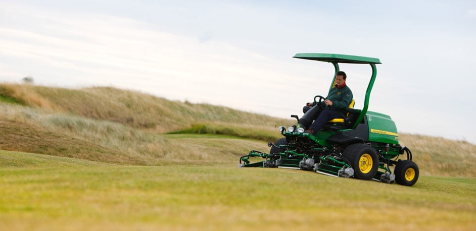 8500E /8000E Hybrid Fairway-Mäher