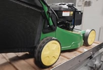 John Deere Vibrations- Test