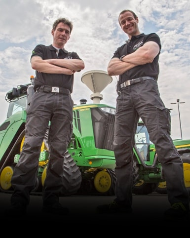 Tractor Brothers Ehmer Quick Video Vorstellung Traktoren John Deere