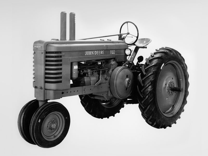 JOHN DEERE STYLED MODEL A