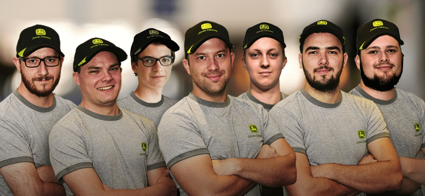 John Deere Gaming Team