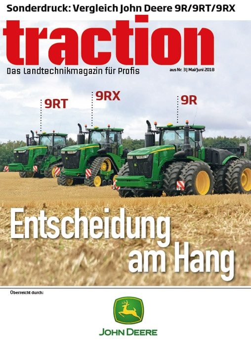 traction - Entscheidung am Hang