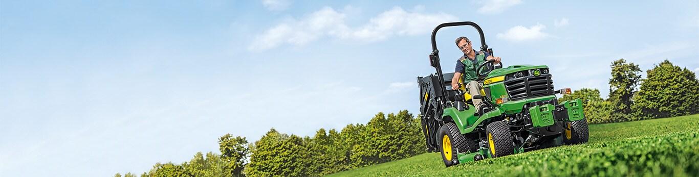 Professionelle Rasen- und Landschaftspflege