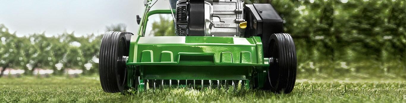 Der einfache Weg zu einem gesunden Rasen