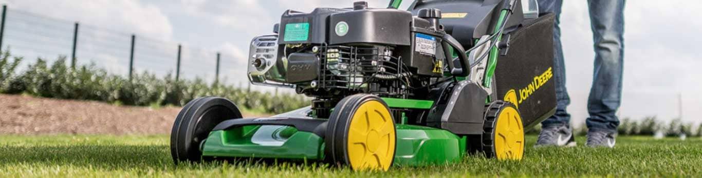 Rasen- und Grundstückspflege