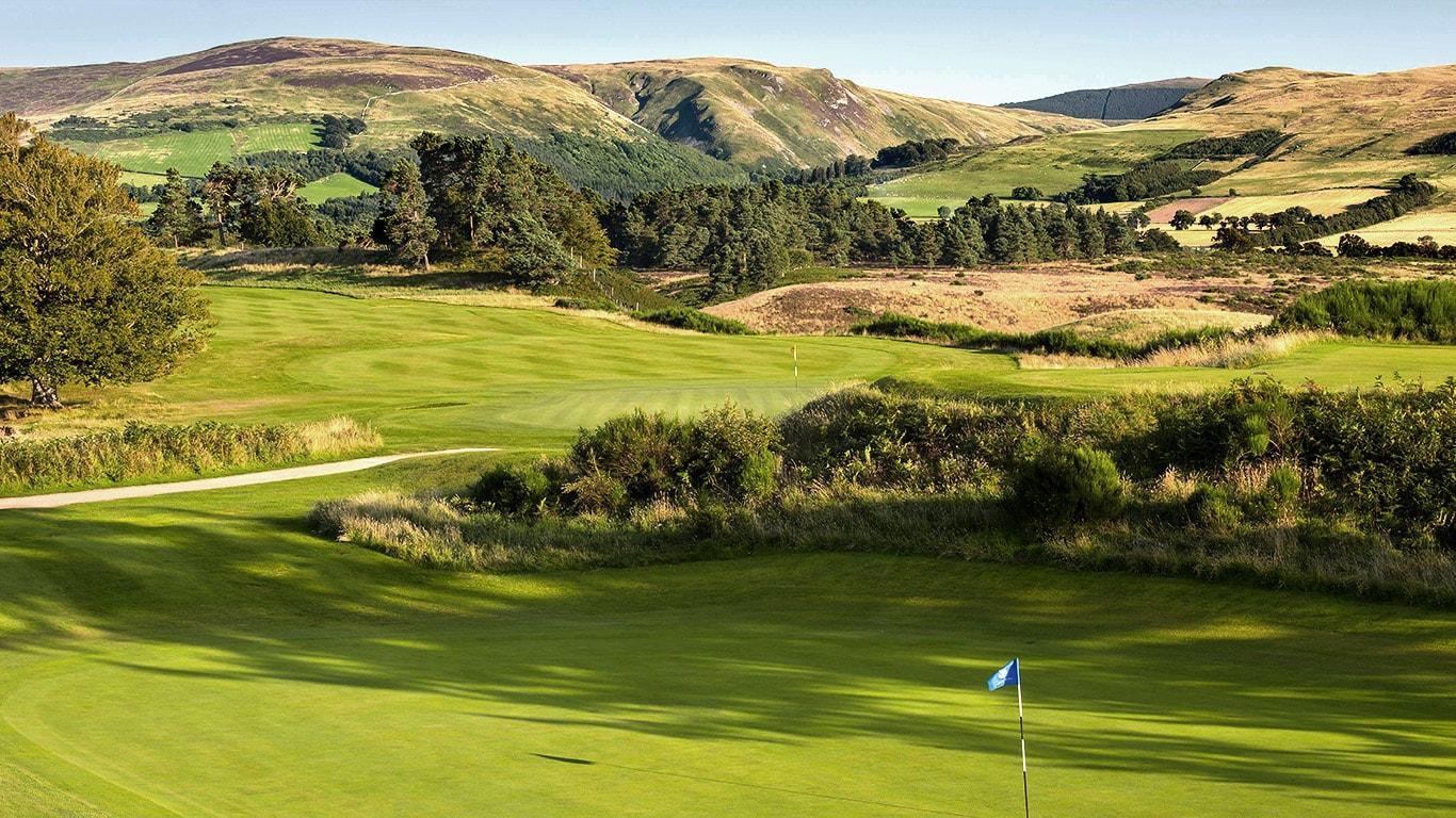 Europäische Golf-Events, Gleneagles, GB