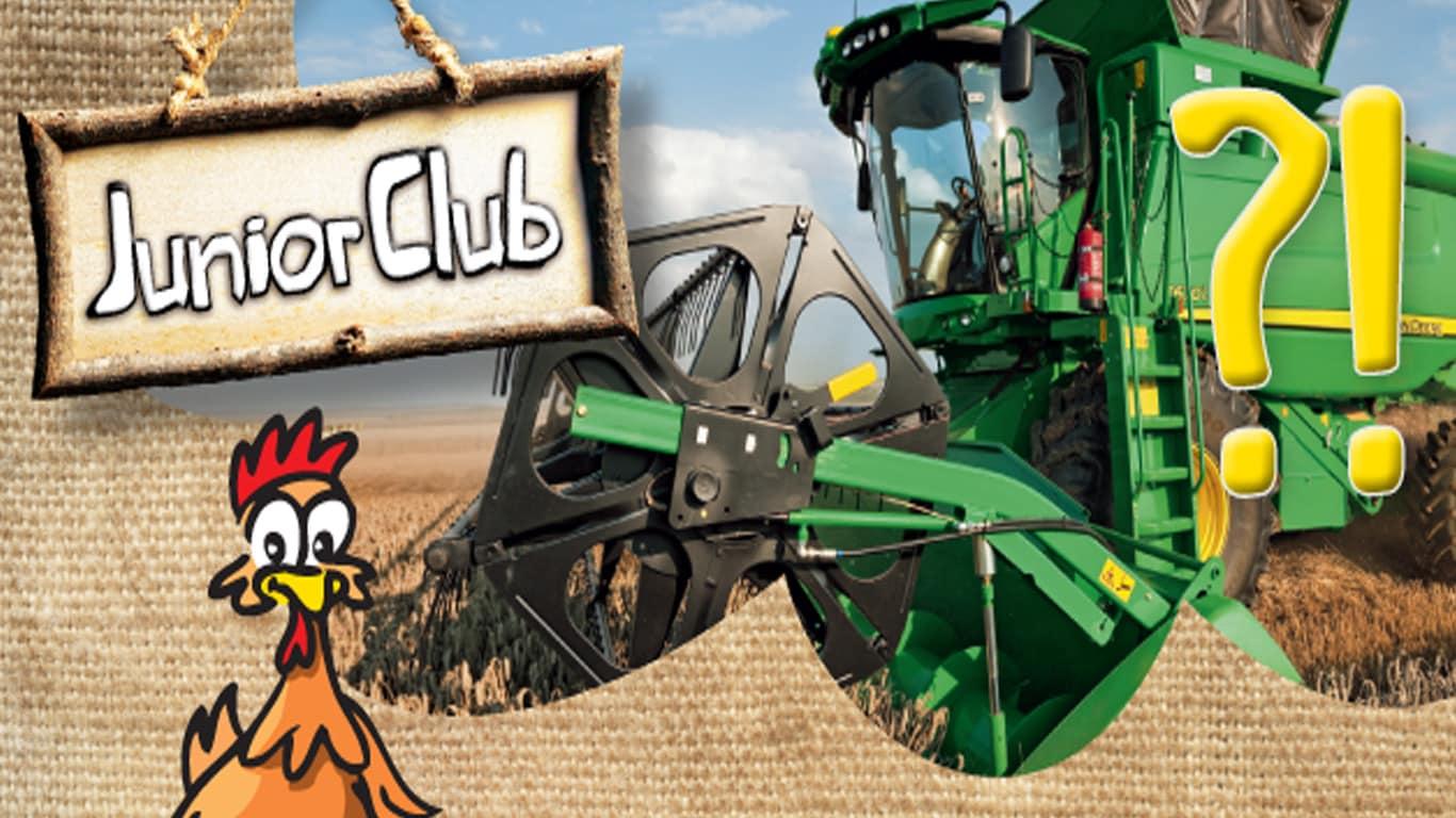 Ausmalbilder Traktor Mit Sämaschine : Junior Club Schon Gewusst John Deere De