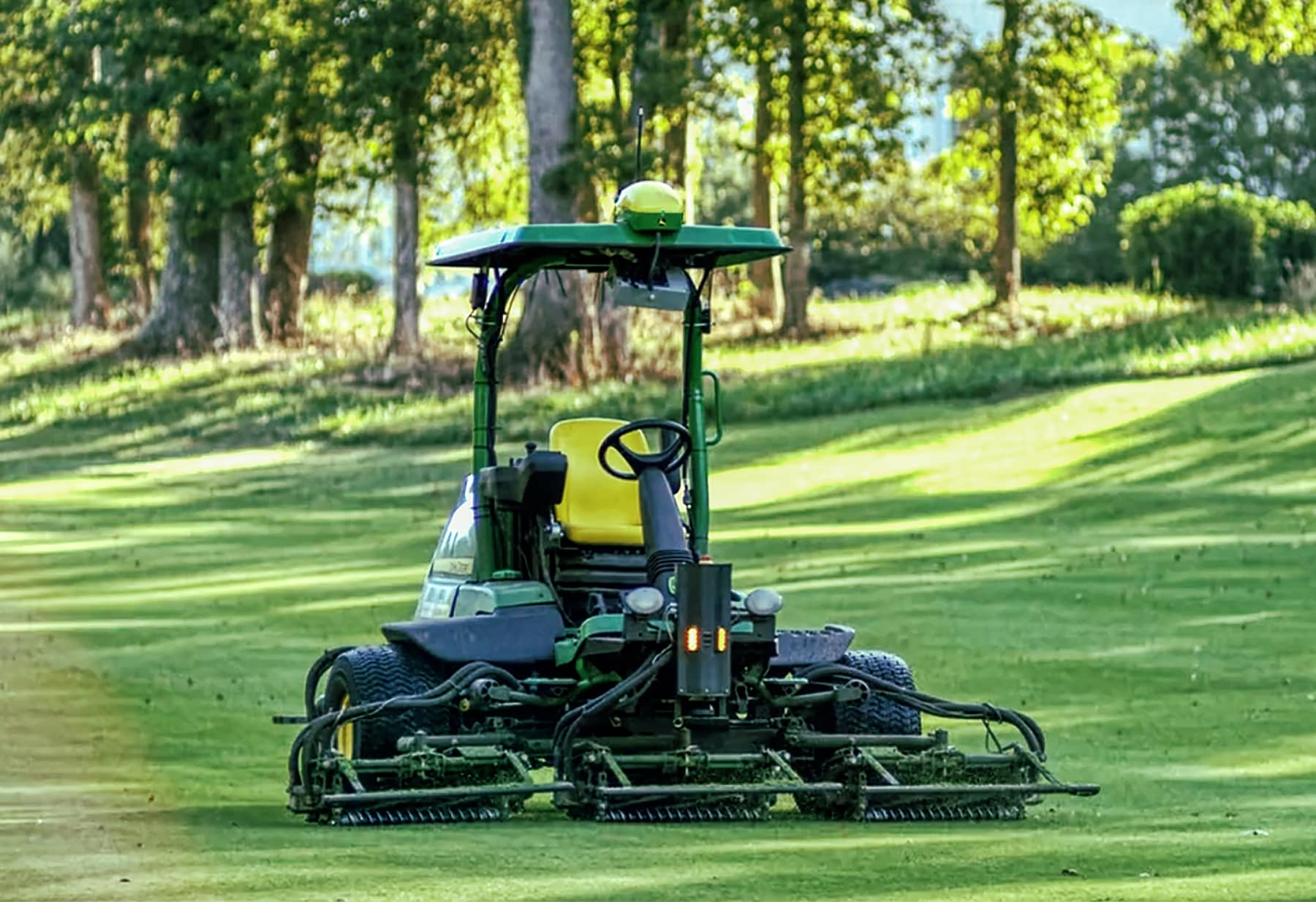 John Deere und Precision Makers