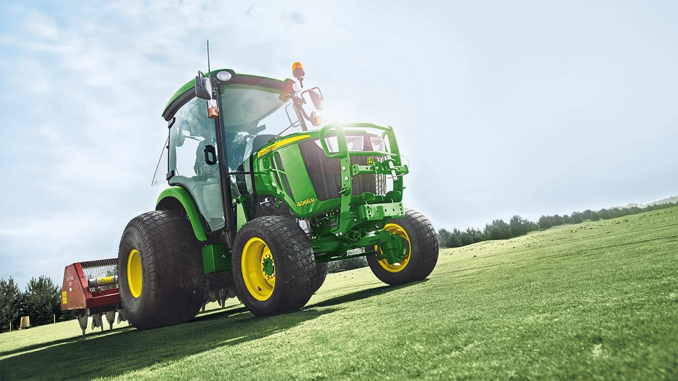 Ersatzteile für die professionelle Rasen- und Landschaftspflege