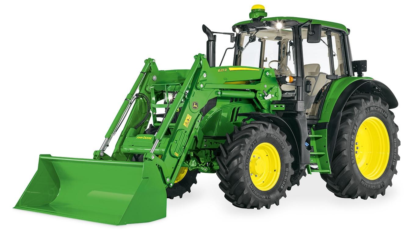 PowerGard für Traktoren und Frontlader