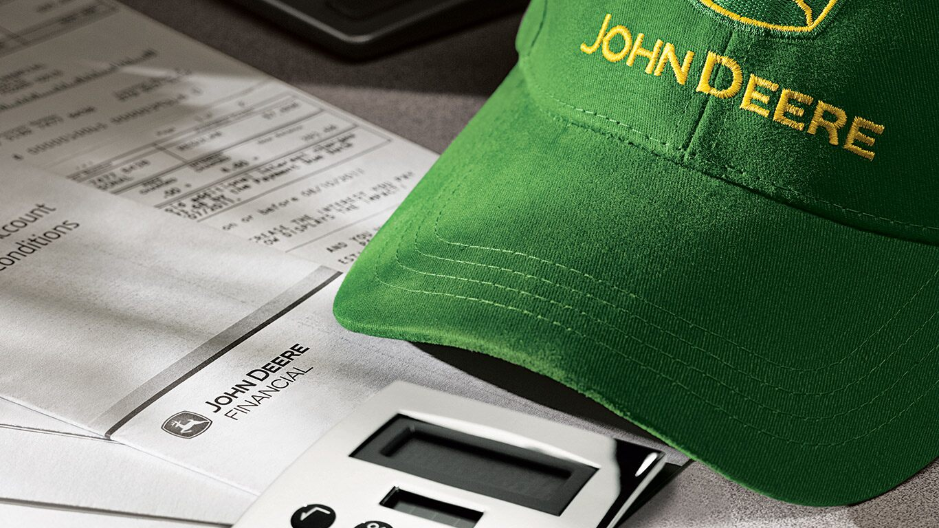 John Deere Finanzierung