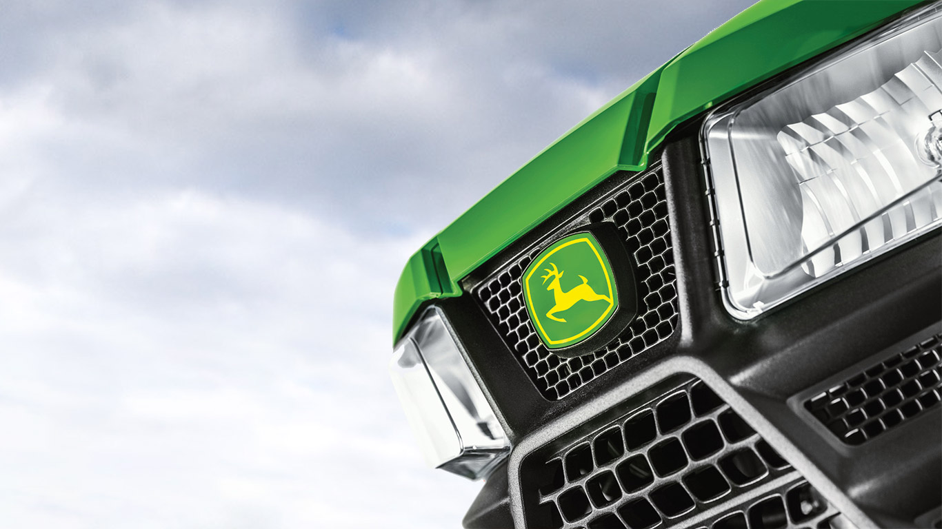 Aufsitz-Rasenpflegemaschinen, Serie X300> Titel: Was spricht für John Deere?