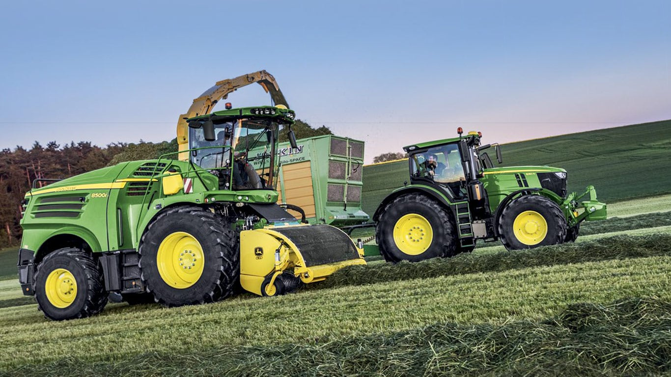 Tolle John Deere 5105 Traktor Schaltpläne Zeitgenössisch - Der ...