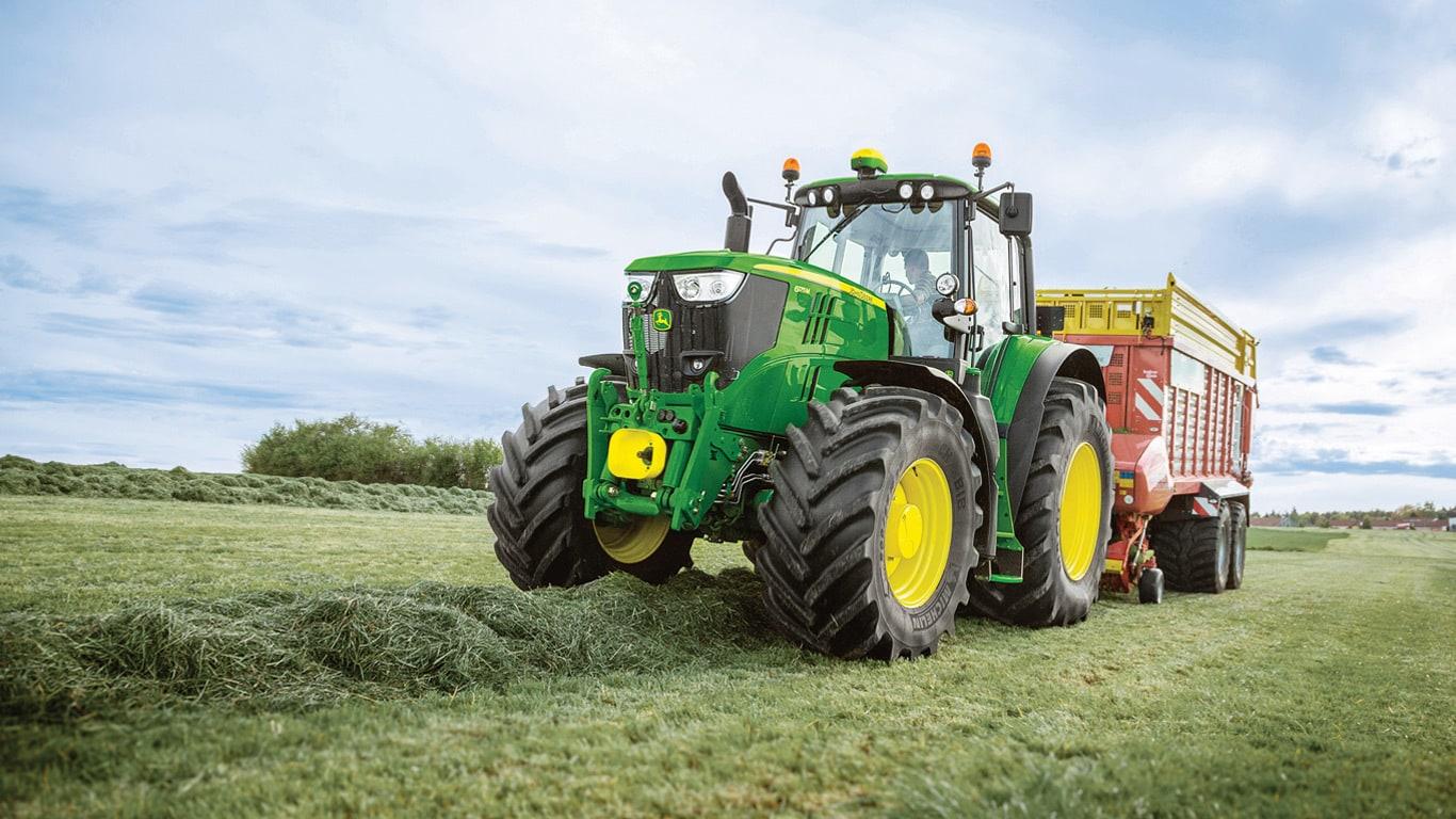 6120M | Serie 6M | Traktoren | John Deere DE