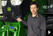Einsatzsicherheit durch John Deere FarmSight