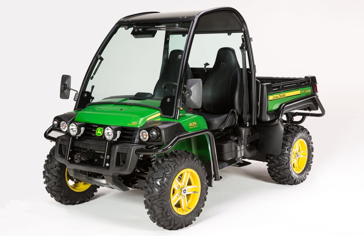 john deere pressemeldungen 2013 john deere k ndigt neue xuv gatoren an. Black Bedroom Furniture Sets. Home Design Ideas