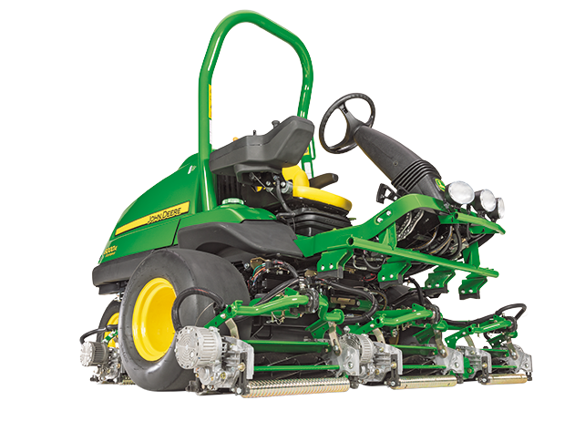 8000A E-Cut Hybrid Fairway-Mäher